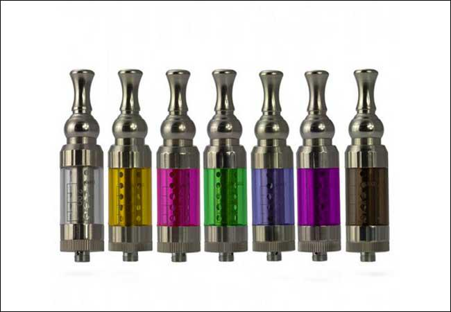 IC 30S iClear 30s Atomizador i clear 30s Tank Clearomizer head Rebuildable Dual Coil VS iclear 30 huge vapor e cigarette