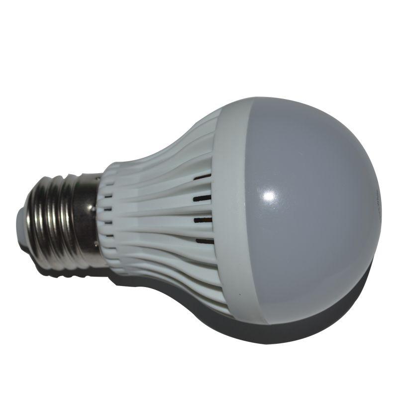 Hot Sale E27 Led Light Bulb 3W 5W 7W 9W Led Plastic Bulb Lamp AC85-265V Indoor Energy-saving Lamp cool white Warm white Spotlight