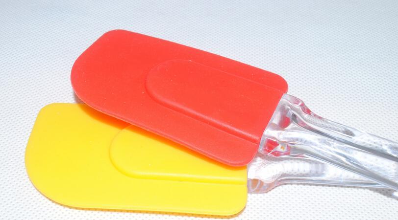 أدوات المطبخ الخبز كعكة سكين زبدة سكين حماية البيئة الموزعة زبدة السيليكون