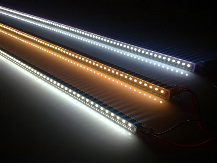 Großhandel 12 V 24 V 5050 Led Schrank Lichtleiste Aluminium ...