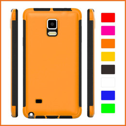 Wholesale Cover Follows - 2 in 1 Three proofing Sumsang Note 4 Iphone 6 6plus S6 Cell phone case new Note4 following cover DHL free