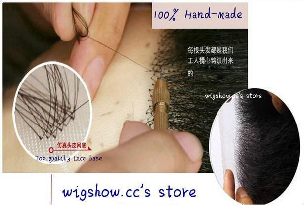Gute Qualität Volle Spitze Perücken Dichte von 150% Farbe M 4/33 Europäisches Haar 100% Kann Design Benutzerdefinierte Frau Weiße Amerikaner Simulation Der Kopfhaut
