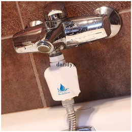 Faucet Kitchen Shower Australia - Kitchen Water Tap Clean Softener Remove Home Shower Faucet Filter Purifier Head#54787, dandys