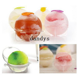 Wholesale Tray Mold Cup Ice Cube - Ice Brick Mold Party Bar4Pcs Tray Cube Round Sphere Ball Maker Mould Kitchen [33502|01|01], dandys