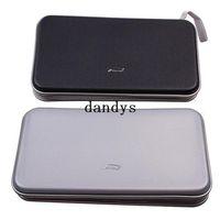 Wholesale Dvd Disc Storage - New Portable 80 Disc CD DVD Wallet Storage Organizer Bag Case Holder Album Box [23496|99|01], dandys