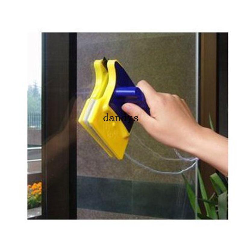 المغناطيسي منظف النوافذ ضعف الجانب ممسحة الزجاج منظف السطح فرشاة مفيدة جديد # 10675 ، dandys