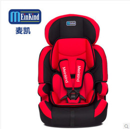 Russia Free Shipping car set for kids weight 9-36kg for 0-12years old Baby Safety Car Seat Child Safe Seat Booster Cushion on Sale