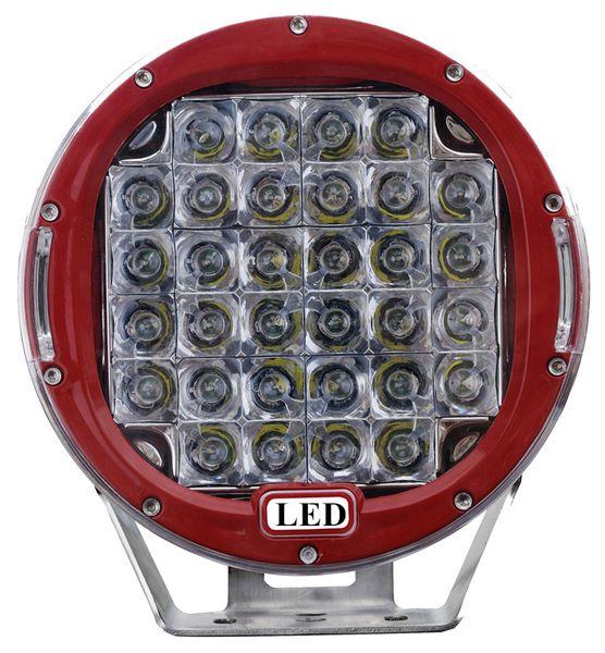 9 pollici 96W rotondo CREE LED luce di lavoro 12V 24V Flood Spot luminoso Offroad Driving CAR TRUACK BOAT SUV 4WD SPOTLIGHT