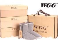 b botlar düşük fiyat toptan satış-DÜŞÜK FIYAT Yüksek Kaliteli WGG kadın Klasik kısa Çizmeler Womens çizmeler Kar botları Kış çizmeler deri çizmeler boot ABD BOYUTU 5 --- 13