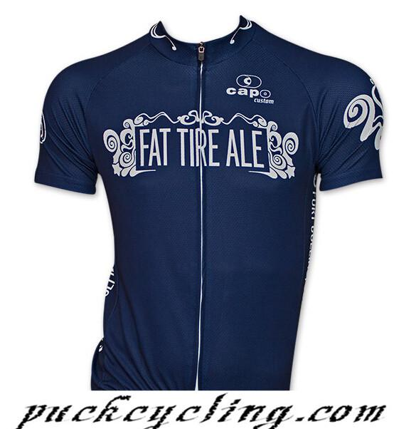 716d70806dc New Belgium Fat Tire Ale Cycling Biking Jersey
