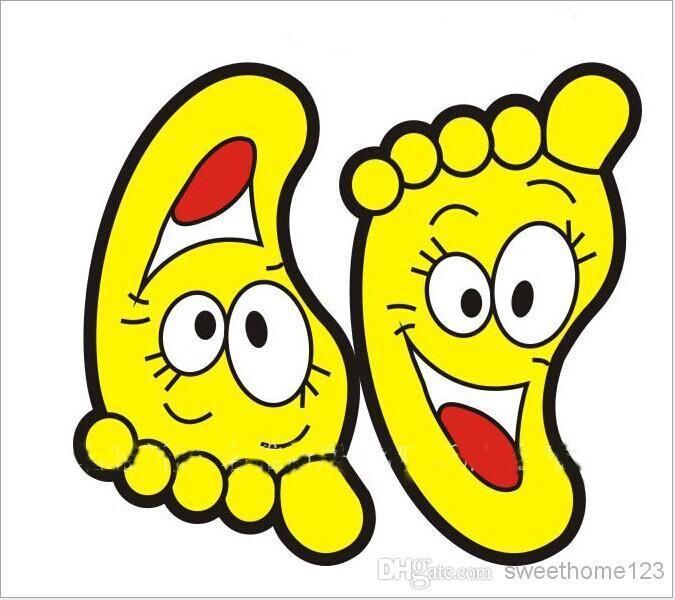 Hot cartoon feet