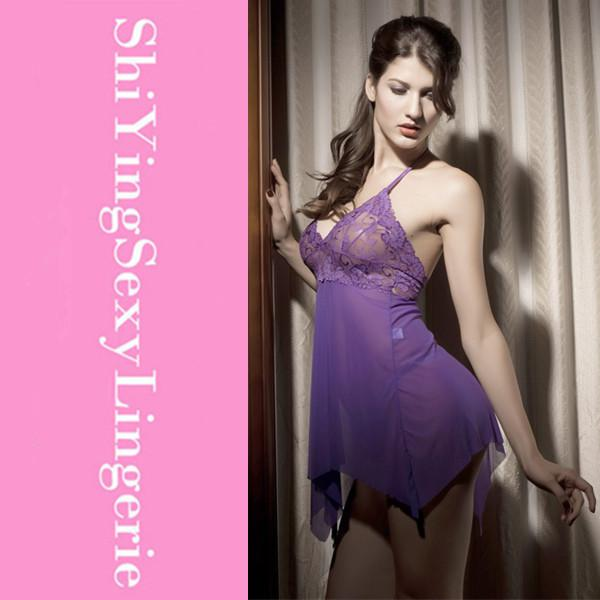 Mascot Sexy Nighty Dress Asian Sexy Dress Pink Babydoll With G String Lc Cheaper Price Fast Delivery Abba Costumes Disco Costumes From Kiny