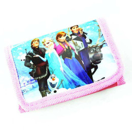 Wholesale Wholesale Leather Business Gifts - Free shipping 60pcs cartoon coin purse wallets bag holder pouch for KIds Gift
