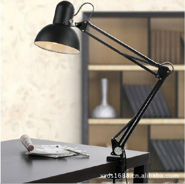 2018 led table lampspecial iron work table lamp base can be loaded see larger image aloadofball Gallery