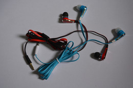 Wholesale Sms Audio New - New mini 50 Cent Earphones SMS Audio Street by 50 Cent Headphone In-Ear Headphones Factory Price for Mp3 Mp4 Cell phone without retail box