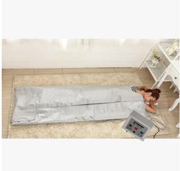 Cobertura térmica da sauna Máquina infravermelha do aquecimento da cobertura do corpo quente do emagrecimento do corpo de