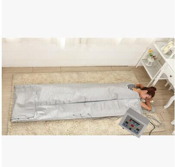 Thermal sauna blanket Infrared heating therapy hot blanket body slimming machine