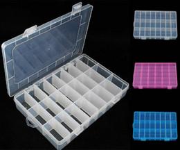 1 PCS Sundries Assort Collectionner Boîte Composants De Stockage Boîte en plastique 24 grille collection boîte 672095 ? partir de fabricateur