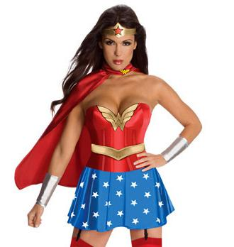 see larger image - Halloween Costumes With A Cape