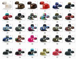 Wholesale Cap Hater - 20 pcs lot Fashion Men's Adjustable Ball hats Women HATER Hip Hop caps HATER Sports Snapback Baseball Snapbacks Cap Hat 58 colors available