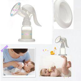 2019 natürliche verschluss frisuren Rational Design Babyprodukte füttern Brustpumpen Baby Milchflaschensauger mit Saugfunktion Handmilchpumpe 871040