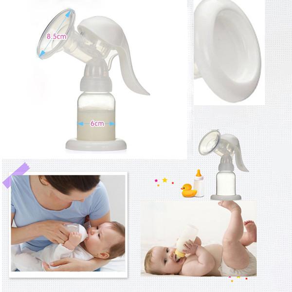 Рациональный дизайн детские товары кормление молокоотсосы детские бутылки молока ниппель с сосание функция ручной молокоотсос 871040