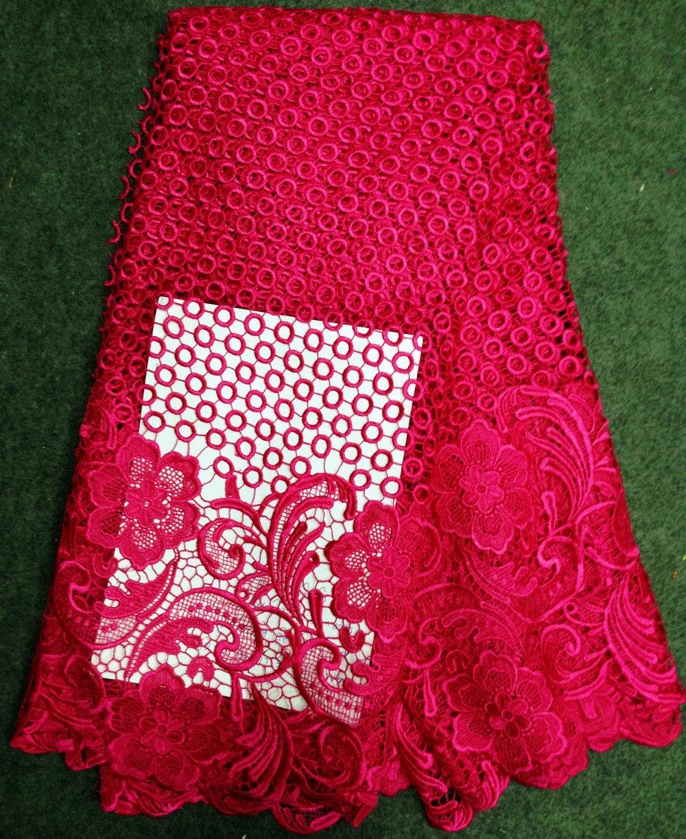 Lace fabric for wedding dresses from switzerland