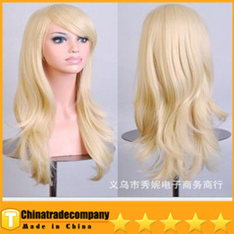 Wholesale Sales Role Play - Fashion Hot Sale Wigs Selling The European And American Wig70cm Ringlet Cosplay Stage Role Playing
