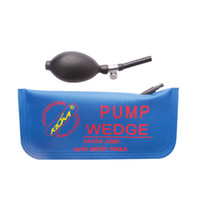 KLOM Air Wedge Pump (Azul, Grande) Airbag Pump Wedge Door Door Abridor de janela Auto Window Entry Lockout Supplies Abrindo Auto Locksmith Tools