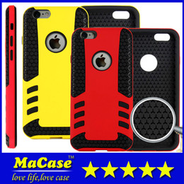Wholesale Galaxy S4 Robot Case - For S6 Hybrid Armor Rugged Impact Rubber Robot Silicone+PC Hard Case Cover For iPhone 4S 5s 6   6 Plus Samsung Galaxy S4 S5 Note 3 4 LG g3
