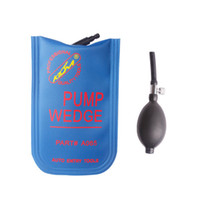 KLOM Air Wedge Pump (Azul, Pequeno) Airbag Pump Wedge Auto Lockout Tools Abridor de porta de carro Abridor Auto Window Entry Locksmith Supplies