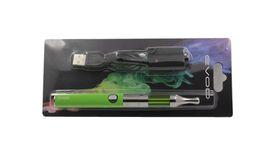 hash penne all'ingrosso Sconti Evod Mini Protank Starter kit blister Ecig Colorful 510 Thread Mini Protank Atomizzatore Evod Batteria 650 / 900mah Kit sigaretta elettronica KZ015