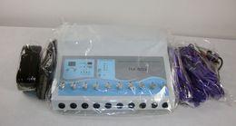 Wholesale Electro Muscle Stimulator - Hot sale tens ems muscle stimulator electro stimulation slimming machine 2014 best selling