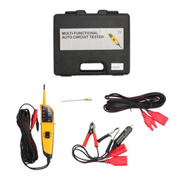 Wholesale Led For Test - Automotive Circuit Tester ADD200 Automotive Electrical Testers & Test Leads ADD200 Tester