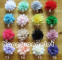50pcs hair accessories kids, bows flower, baby girls hair clip...