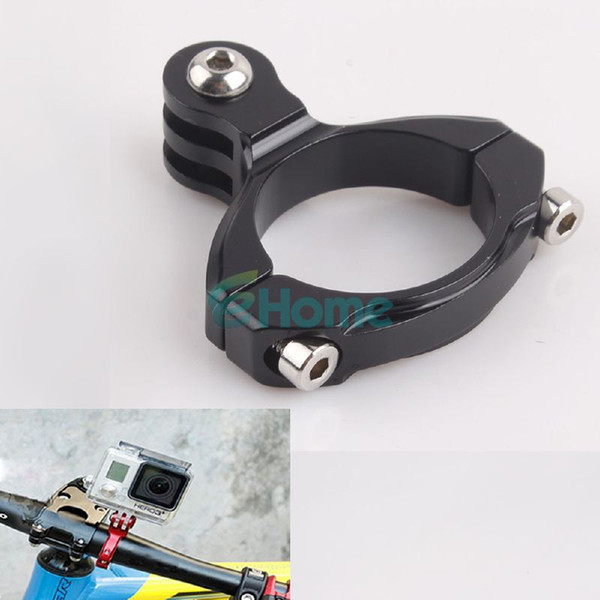 Aluminum Bicycle Bike Standard Handlebar Mount Clamp For Gopro HD Hero 1 2 3 3+#53503, dandys