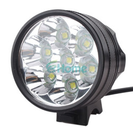 Wholesale T6 Led 7x - New Portable 9800LM 7x Cree XM-L T6 MTB Bike Bicycle Cycling Head Light Headlamp #56633, dandys