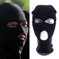 Hot Sale Black Motorcycle Balaclava Neck Winter Ski Full Face Mask Cover  Hat Cap  54499 a8e1807929d9