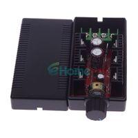 velocidad del motor pwm al por mayor-10-50V 40A 2000W MAX DC Control de motor PWM HHO RC Controlador de velocidad 12V 24V 48V # 53998, dandys