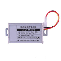 Wholesale Dc Converter 12v 48v - Hot Sale DC 24V 36V 48V 60V 64V 72V To 12V 10A Converter For Electric Storage Battery Car#49458, dandys