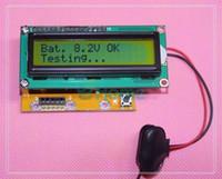 Wholesale Transistor Tester Inductance - M168 ESR Transistor Tester Capacitor Inductance Resistor Meter NPN PNP Mosfet 05#55795, dandys