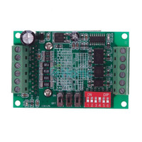 Wholesale Cnc Drive - TB6560 3A Driver Board CNC Router Stepper Motor Drivers 1 Axis Controller New#55263, dandys