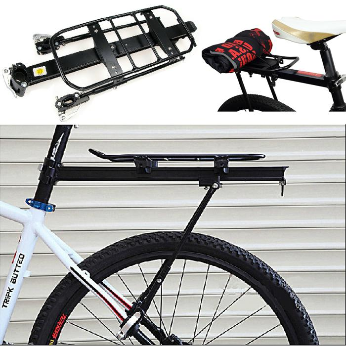 racks rear mtb bike luggage from sports in bicycle carrier accessories capacity shelf rack item seat equipment post component install