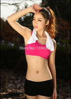 Wholesale New Fashion Women s Casual Cool Sport Rope Shorts Active Short Pants Yoga Jogging Trousers