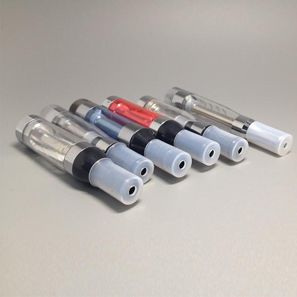 Punte di prova atomizzatore sigaretta elettronica coperchio in silicone silice test di copertura punte a goccia tappi punte usa e getta coperchio atomizzatore spedizione gratuita