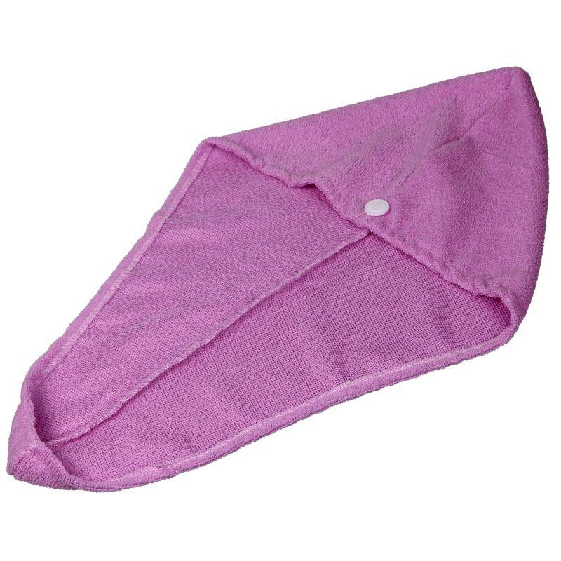 Wholesale Lady Magic fast Hair Drying Bath Wrap Twist Towel Hat Cap Quick Dry Microfiber ZGV1-4