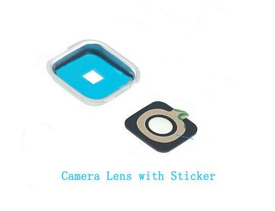 삼성 갤럭시 S5 I9600 G900 G9005 용 카메라 유리 렌즈 커버 교체