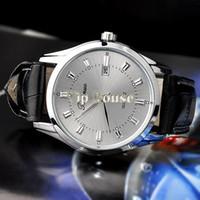 Wholesale Precision Military - Wholesale-Mens quartz Stainless Steel precision Military Men watch Business wristwatches waterproof Dropship, Hot sale 3 Colors 19424