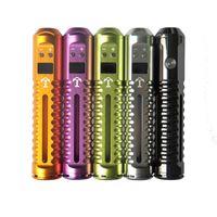 Wholesale Lavatube Ecig Batteries - Whosale-Variable Voltage Ecig Lavatube Tesla ,Variable voltage power tesla Mod vaporizer 18650 Battery e-cig e cigarette vmax vamo v3