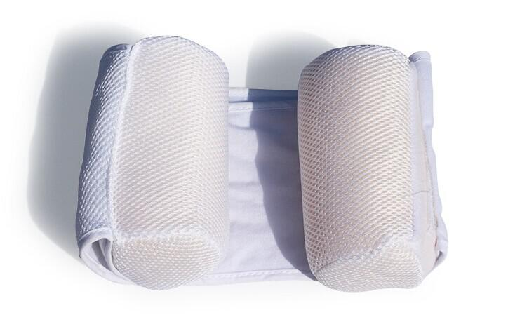 Toddler Safe Cotton Anti Roll Sleep Head Positioner Anti
